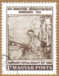 Stamps Hungary -  XXII Congreso Nemzetkozi