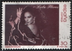 Stamps of the world : Spain :  Lola Flores