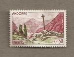 Sellos de Europa - Andorra -  Meritxell