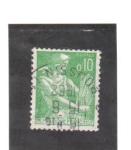 Sellos de Europa - Francia -  correo frances