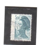 Stamps France -  correo frances
