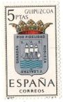 Sellos del Mundo : Europa : España : Escudos de provincia - Guipuzcoa
