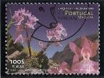 Stamps Portugal -  Parque Natural de laurisilva,Madeira
