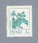 Stamps Poland -  S. Wyspianski