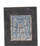 Stamps Europe - France -  sage tipo I