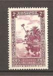 Sellos de Africa - Argelia -  Lugares y Paisajes.