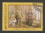 Stamps Russia -  117 Anivº del nacimiento de Lenin