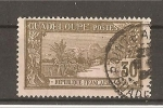 Sellos de America - Guadeloupe -  vistas.