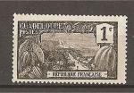 Stamps America - Guadeloupe -  Vistas.