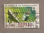 Sellos de Europa - España -  Día mundial de las telecomunicaciones