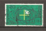 Sellos de Europa - Alemania -  82 jornada Catolica Nacional en Essen.