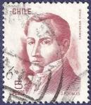 Sellos de America - Chile -  CHILE Básica Diego Portales 5 (2)