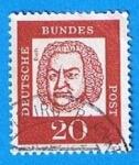 Stamps Germany -  Personaje