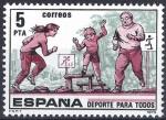 Stamps Spain -  2516 Deportes para todos.
