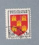 Sellos de Europa - Francia -  Poitou (repetido)