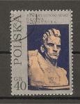 Sellos de Europa - Polonia -  Esculturas Polonesas.