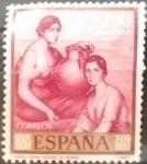 Sellos de Europa - España -  Romero de Torres