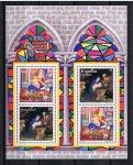 Sellos del Mundo : Europa : España : Edifil  3837  Navidad 2001  Emisión conjunta con Alemania