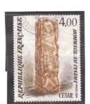 Stamps of the world : France :  Homenage al Cine