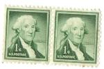 Sellos del Mundo : America : Estados_Unidos : George Washington