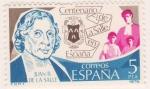 Sellos de Europa - España -  Centenario de la Salle en España