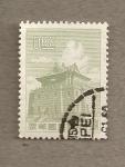 Sellos de Asia - Taiwán -  Torre Chu Kwang