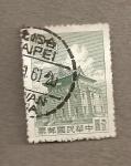 Stamps Asia - Taiwan -  Torre Chu Kwang