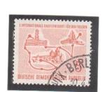 Stamps Germany -  X INTERN. PEREGRINAJE POR LA HERMANACIÓN