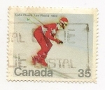Stamps Canada -  Lake Placid 1980