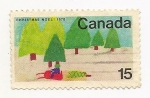 Stamps Canada -  Christmas Noel 1970