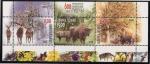 Stamps Europe - Belarus -  Bosque de Belovezhskaya
