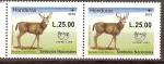 Stamps of the world : Honduras :  VENADO  COLA  BLANCA
