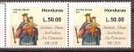 Sellos de America - Honduras -  INSTITUTO  MARÍA  AUXILIADORA