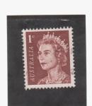 Stamps Europe - Australia -  Isabel II