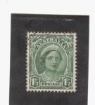 Stamps Oceania - Australia -  Isabel Reina Madre