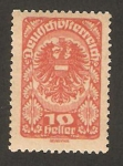 Sellos de Europa - Austria -  Escudo de armas