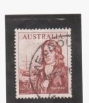 Sellos de Oceania - Australia -  dampier