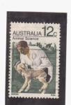 Sellos del Mundo : Oceania : Australia : CIENCIA Y ANIMALES