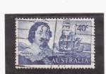 Sellos de Oceania - Australia -  tasman