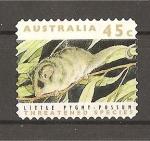 Stamps Australia -  Fauna