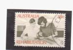 Stamps Australia -  Rehabilitación