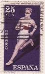 Sellos de Europa - Espa�a -  Atletismo