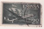 Stamps Europe - Spain -  Correo aereo