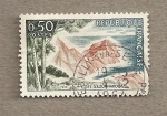 Stamps France -  Costa Azul