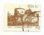 Stamps South Africa -  Definitives building (Old Provost  Grahanstown)