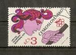 Stamps Europe - Czechoslovakia -  XXI Juegos Olimpicos Montreal