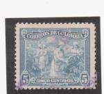 Stamps America - Colombia -  Recolecta de Café