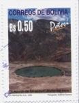 Sellos de America - Bolivia -  Vistas del Departamento de Potosí
