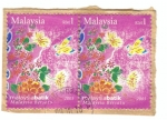 Stamps Asia - Malaysia -  Versatilidad de Malasia
