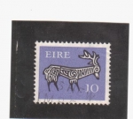Stamps Ireland -  Ciervo